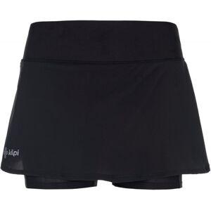 Dámská běžecká sukně kilpi titicaca-w černá 42