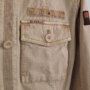 Dámská bunda bushman detroita béžová xs