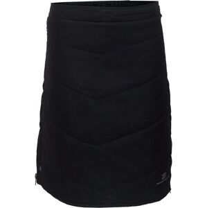 Dámská dlouhá prošívaná sukně 2117 klinga černá l