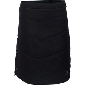 Dámská dlouhá prošívaná sukně 2117 klinga černá m