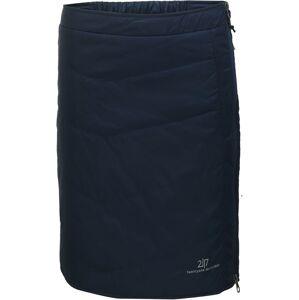 Dámská dlouhá prošívaná sukně 2117 klinga tmavě modrá xl