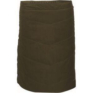 Dámská dlouhá prošívaná sukně 2117 klinga zelená l