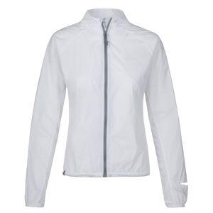 Dámská lehká běžecká bunda kilpi tirano-w bílá 38