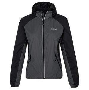 Dámská lehká outdoorová bunda kilpi rosa-w černá 40