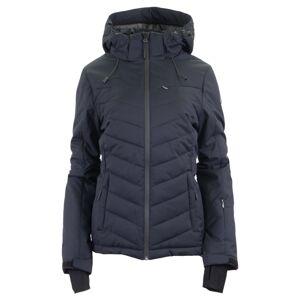 Dámská lyžařská bunda gts 8131 černá 54