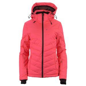 Dámská lyžařská bunda gts 8131 růžová 44