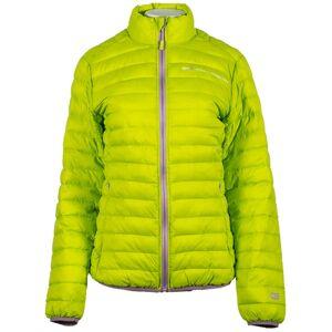 Dámská prošívaná bunda gts 5050 zelená 38