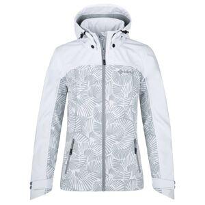 Dámská softshellová bunda kilpi ravia-w bílá 36