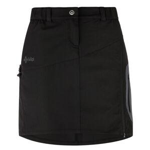 Dámská sukně kilpi ana-w černá 34