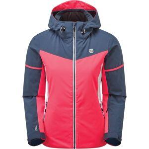 Dámská zimní bunda dare2b enclave tmavě modrá/růžová 32