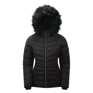 Dámská zimní bunda dare2b glamorize ii černá 38