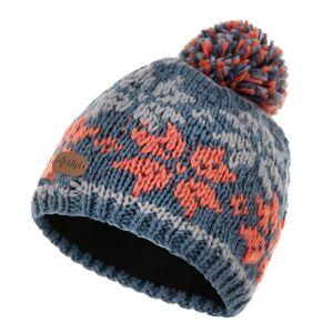 Dámská zimní čepice kilpi hoot-w modrá uni