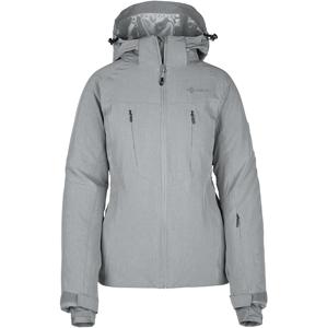Dámská zimní lyžařská bunda kilpi addison-w šedá  34