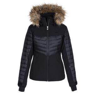 Dámská zimní lyžařská bunda kilpi breda-w černá 38