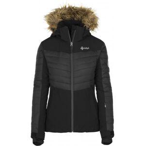 Dámská zimní lyžařská bunda kilpi breda-w černá  42