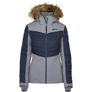 Dámská zimní lyžařská bunda kilpi breda-w šedá   42