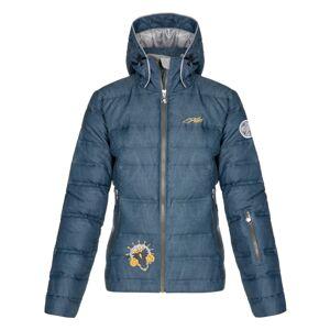 Dámská zimní lyžařská bunda kilpi maila-w modrá 50