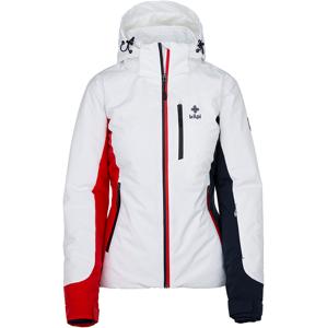Dámská zimní lyžařská bunda kilpi sylva-w bílá   44
