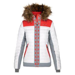 Dámská zimní lyžařská bunda kilpi taurel-w korálová 44