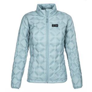 Dámská zimní péřová bunda kilpi papilon-w modrá 42