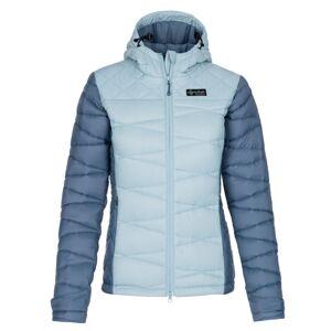 Dámská zimní péřová bunda kilpi pyramiden-w modrá 40