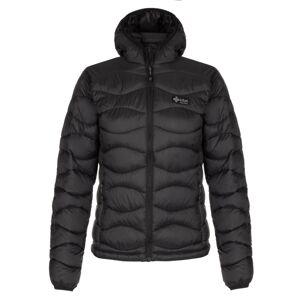 Dámská zimní prošívaná bunda kilpi rebeki-w černá 40