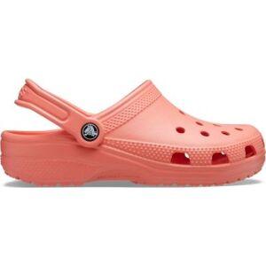 Dámské boty crocs classic broskvová 36-37