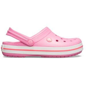 Dámské boty crocs crocband světle růžová 39-40