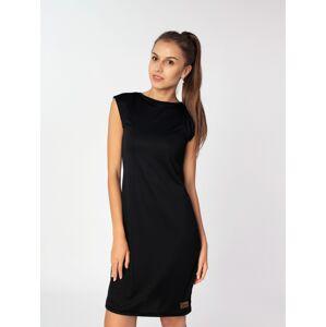 Dámské funkční šaty drexiss coolmax černá m