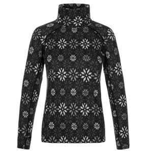 Dámské funkční tričko kilpi jannu-w černá 38