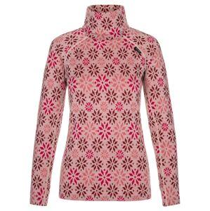 Dámské funkční tričko kilpi jannu-w světle růžová 42