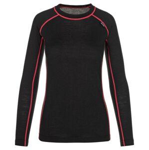 Dámské funkční tričko kilpi mavora-w černá 42