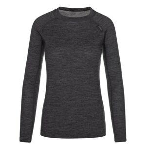 Dámské funkční tričko kilpi mavora-w tmavě šedá 46