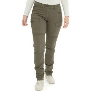 Dámské kalhoty bushman simone tmavě zelená 42p