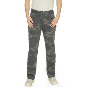 Dámské kalhoty bushman valdis tmavě šedá 42p