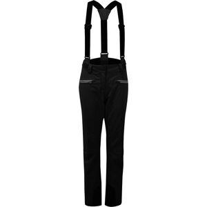 Dámské lyžařské kalhoty dare2b antedate ii černá 34