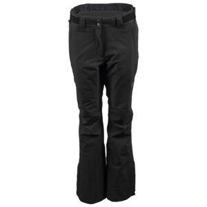 Dámské lyžařské kalhoty gts 6100 černá 50
