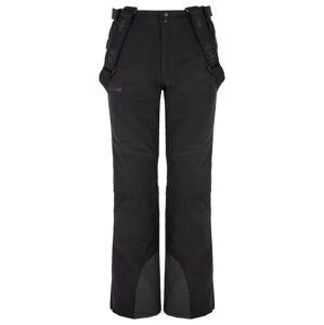 Dámské lyžařské kalhoty kilpi elare-w černá 50