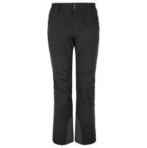 Dámské lyžařské kalhoty kilpi gabone-w černá 50