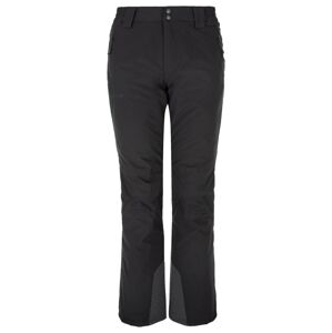 Dámské lyžařské kalhoty kilpi gabone-w černá 54