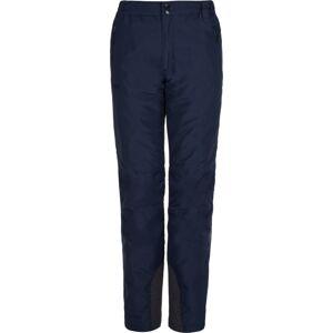 Dámské lyžařské kalhoty kilpi gabone-w tmavě modrá 40