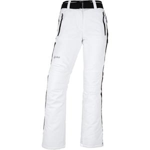 Dámské lyžařské kalhoty kilpi murphy-w bílá  42