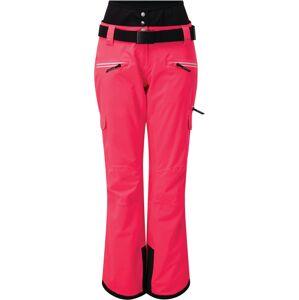 Dámské lyžařské zimní kalhoty dare2b liberty ii růžová 36