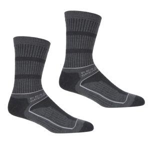 Dámské ponožky regatta samaris šedá 39-42