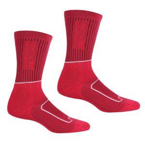 Dámské ponožky regatta samaris tmavě růžová 39-42