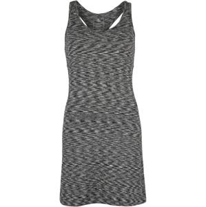 Dámské šaty kilpi sonora-w černá 42