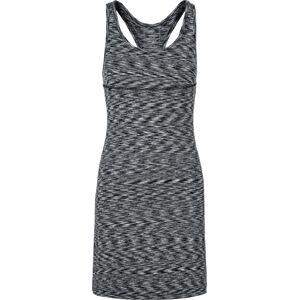Dámské šaty kilpi sonora-w světle šedá 40