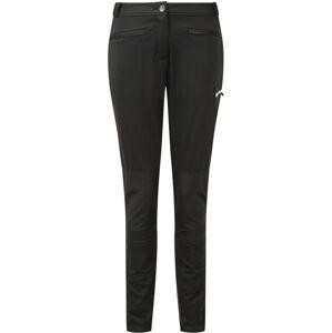 Dámské softshellové kalhoty dare2b appended ii černá 36
