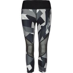 Dámské sportovní 3/4 kalhoty kilpi sotilas-w černá  40