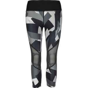 Dámské sportovní 3/4 kalhoty kilpi sotilas-w černá  42